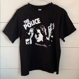 The Police 2007 TShirt M